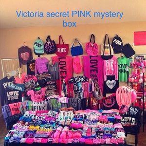 Victoria secret & PINK goodie mystery lot VS